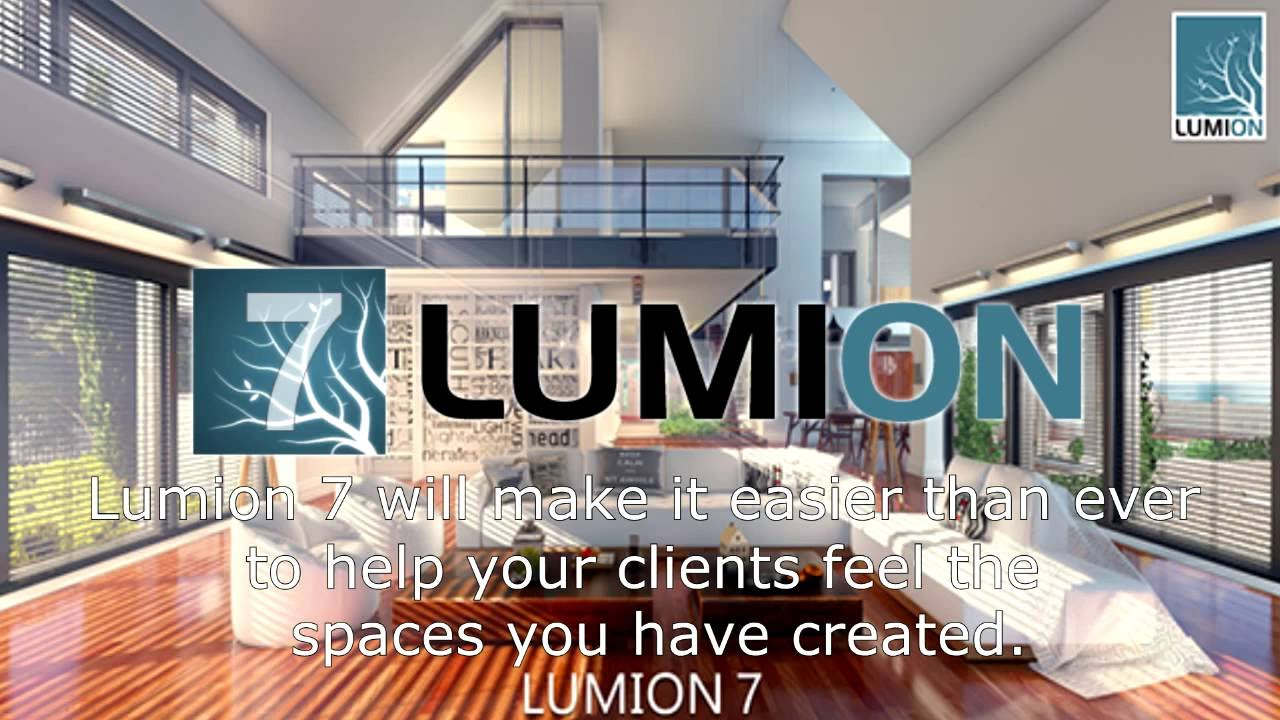 Lumion 7.5 Download