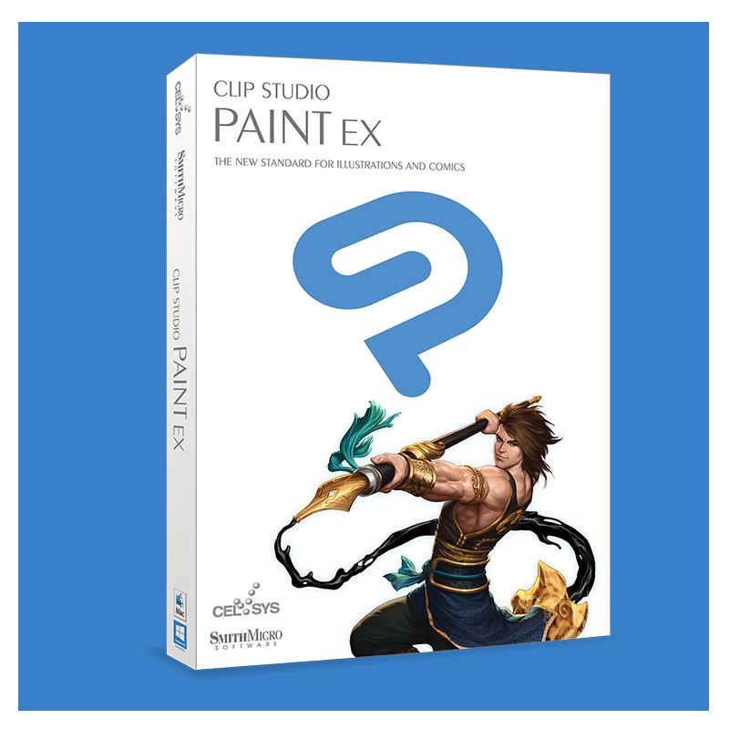 Clip Studio Paint EX   Crack Plus Torrent [Mac + Win] 2020